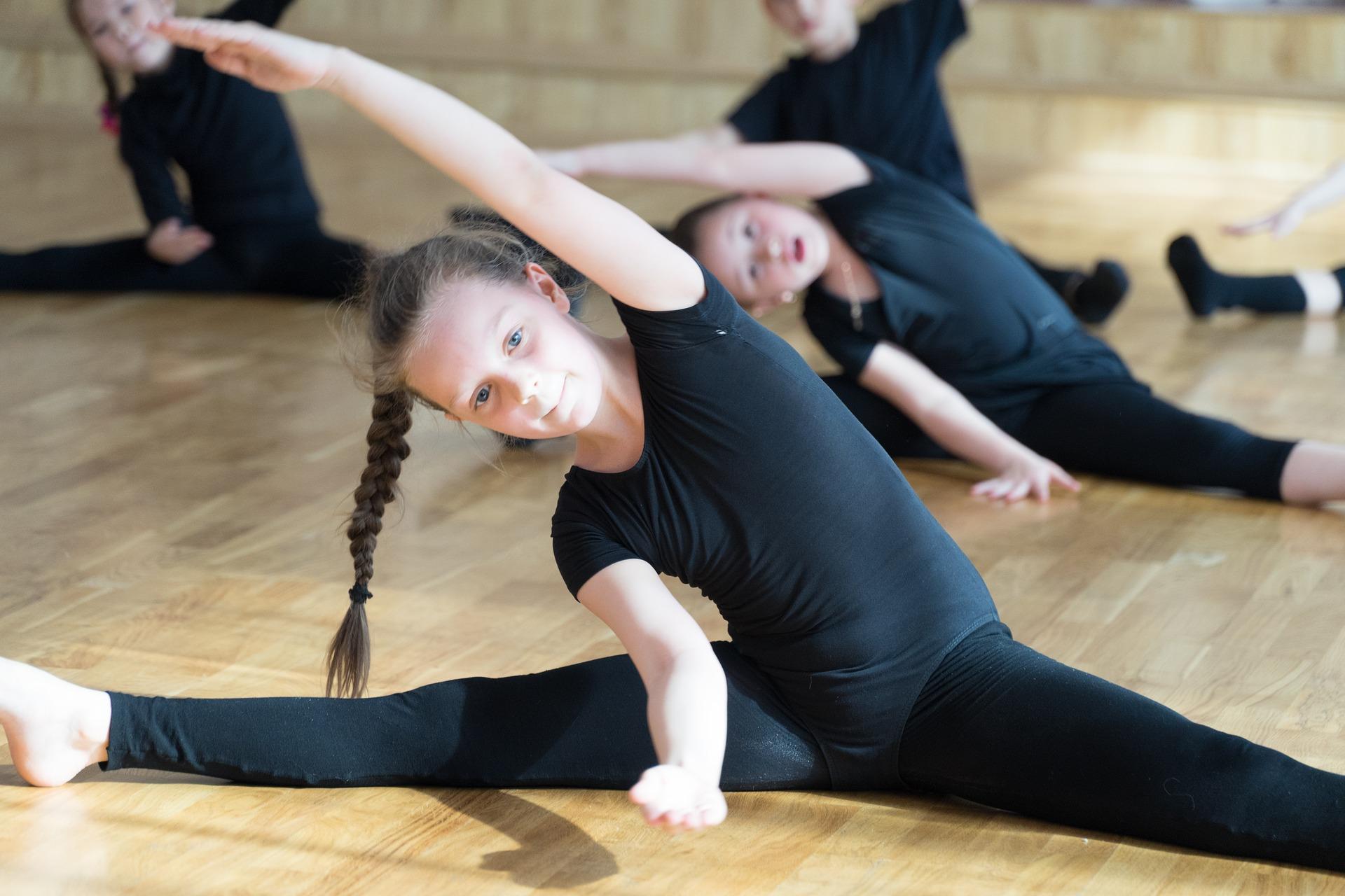 ANIMAL FLOW DLA DZIECI  – gimnastyka z elementami korektywy